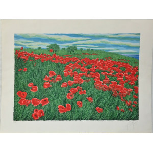 Vernice finale brillante Maimeri per pittura a olio 75ml