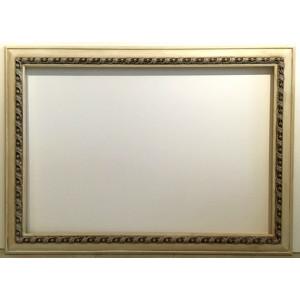 porta foto in legno - bordo superiore stondato