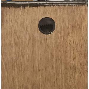 Tavolozza in legno ovale - Tintoretto