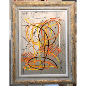 Dipinto ad olio - Paolo Da San Lorenzo -